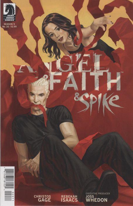 Angel & Faith 20 - Spike And Faith