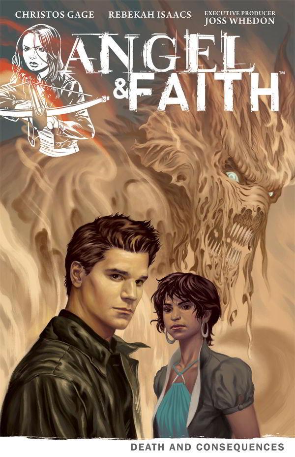 Angel & Faith 4 - Death and Consequences