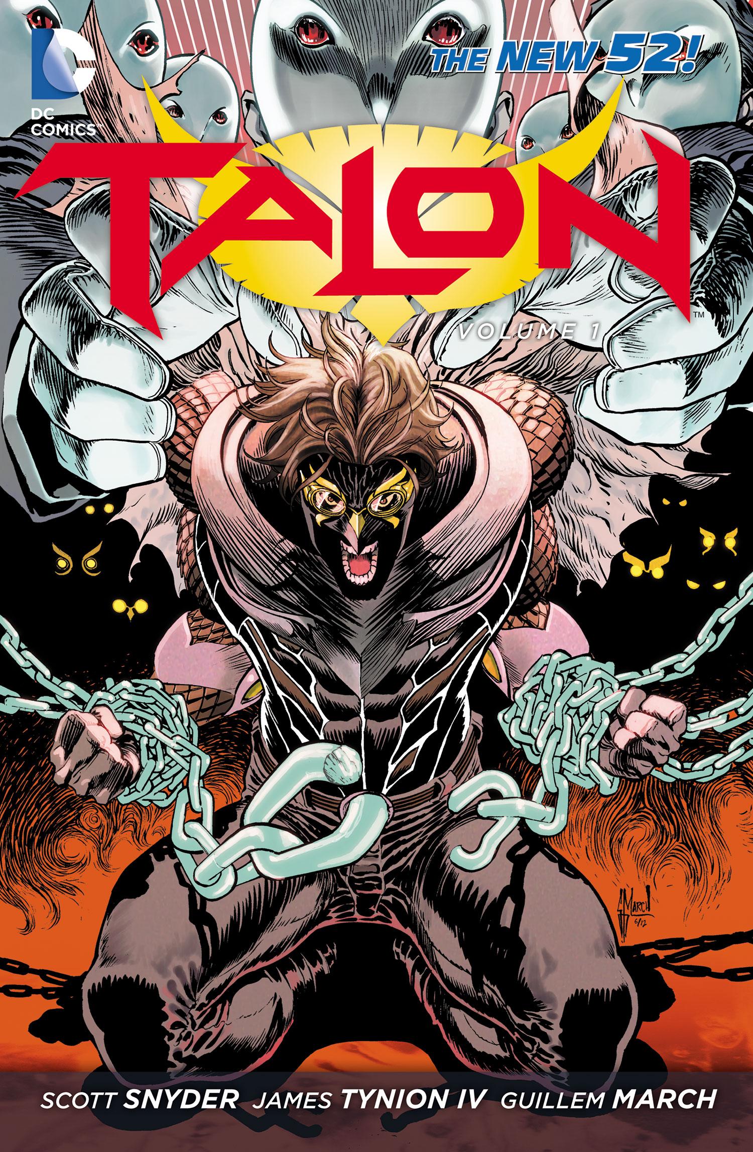 Talon 1 - Scourge of the Owls