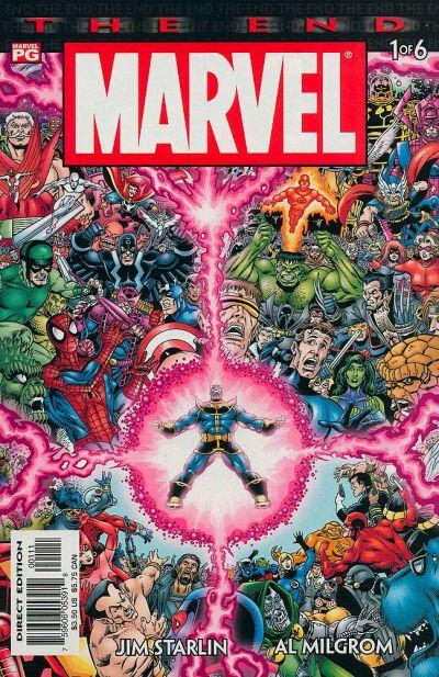 marvel universe the end 1 - Predestination