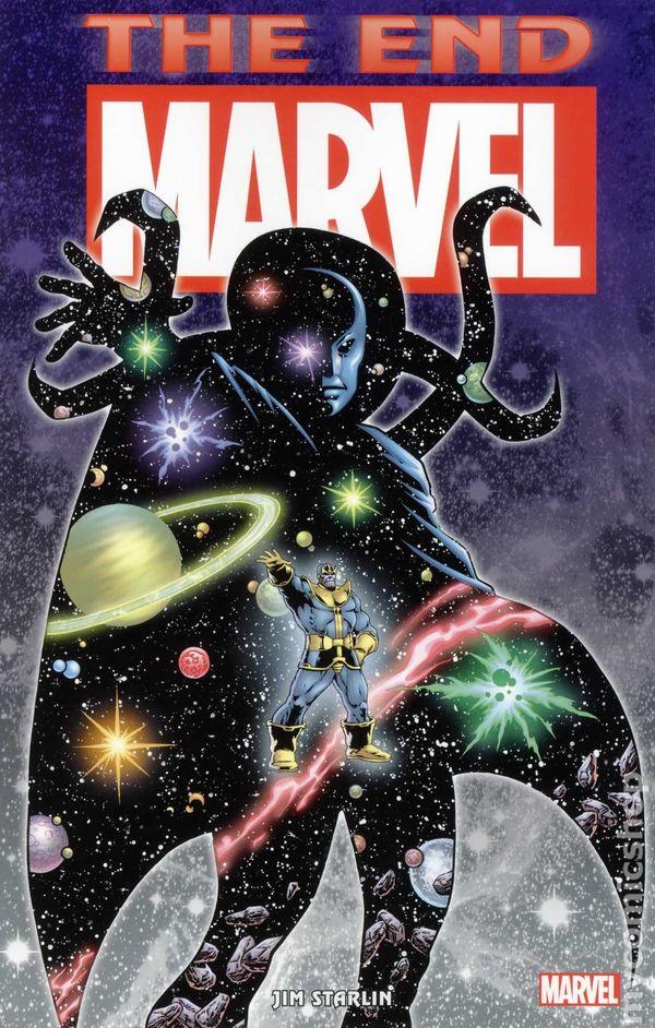 marvel universe the end 1 - Marvel Universe The End