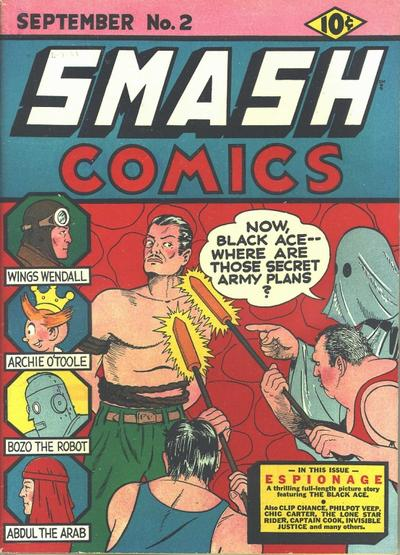 Smash Comics 2