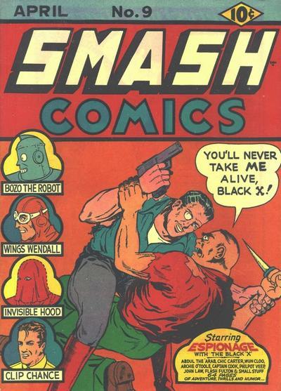 Smash Comics 9
