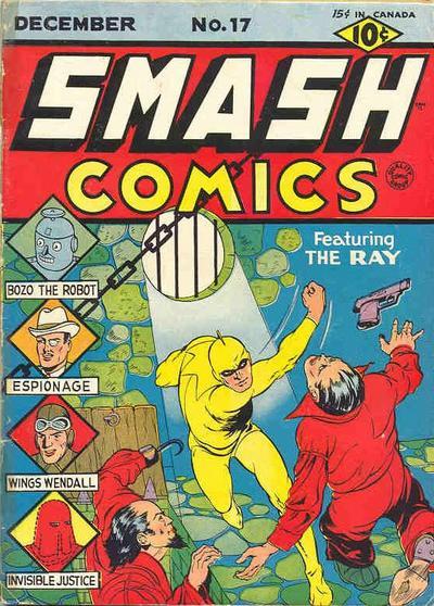 Smash Comics 17