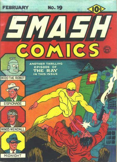 Smash Comics 19