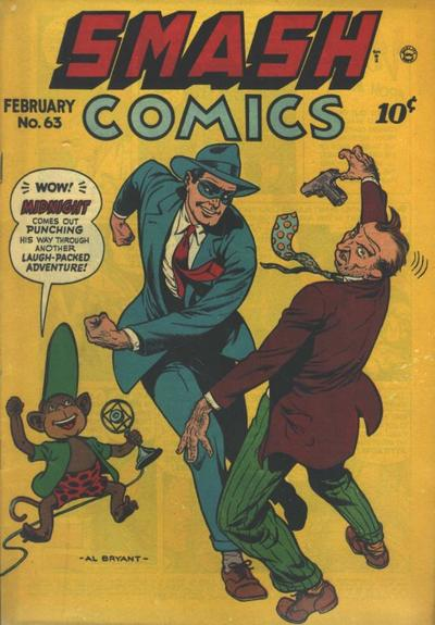 Smash Comics 63
