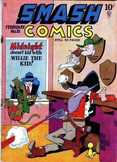 Smash Comics 81