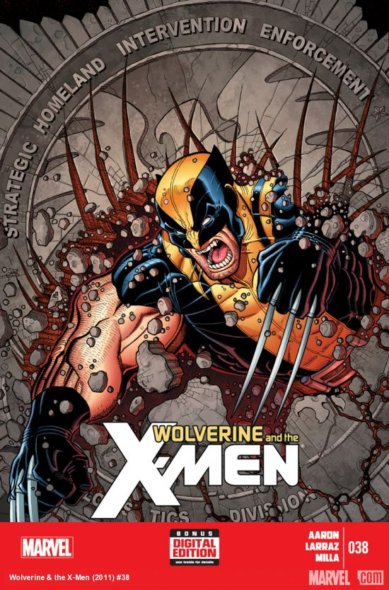 Wolverine And The X-Men 38