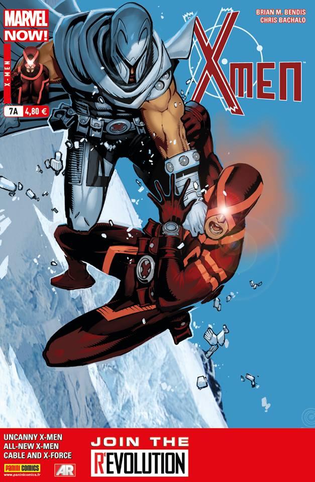X-Men 7 - Couverture A : Bachalo