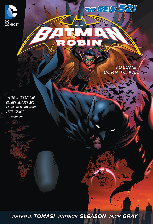 Batman & Robin 1 - Batman and Robin - Born to Kill