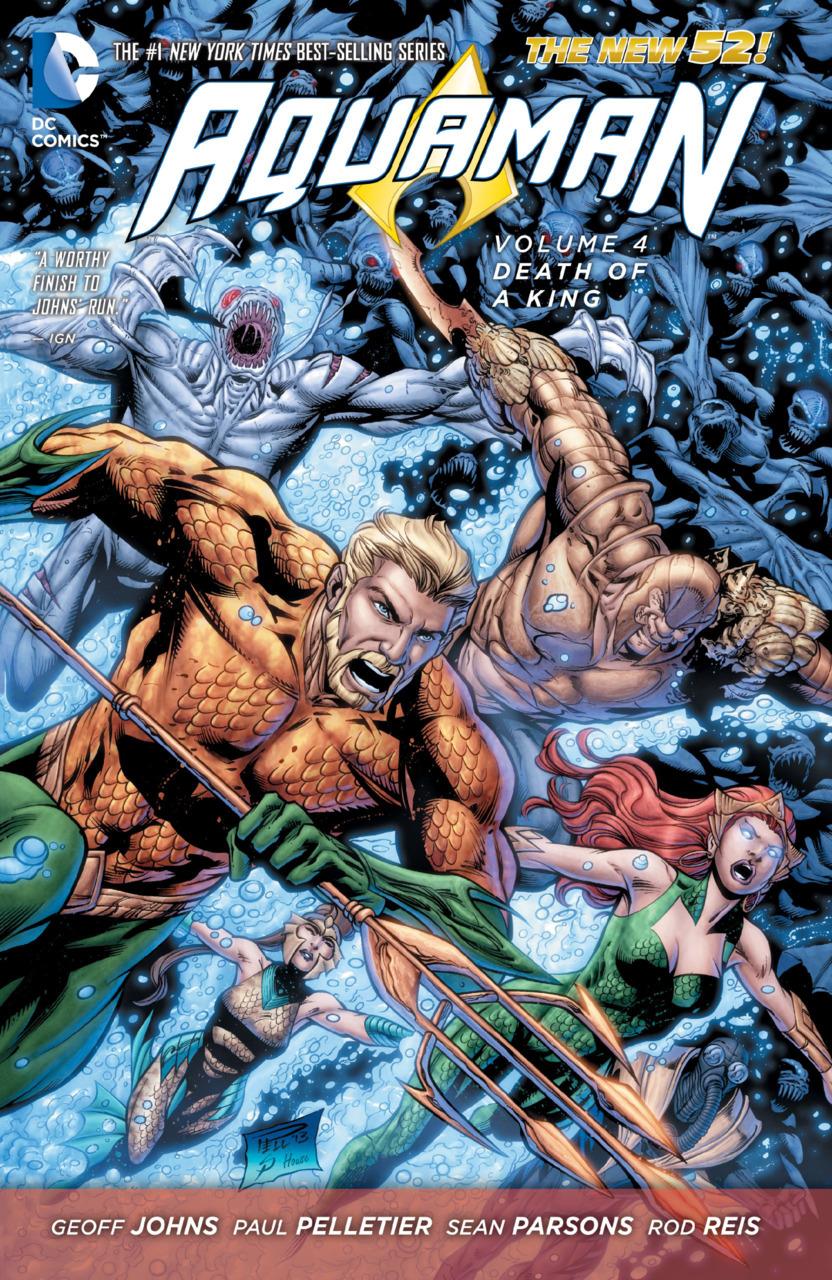 Aquaman 4 - Death of a King