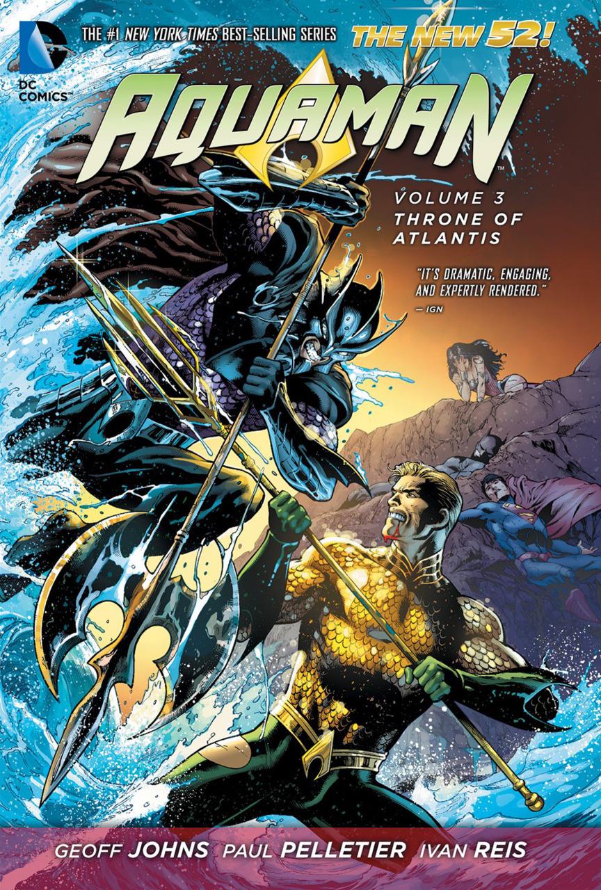 Aquaman 3 - Throne of Atlantis