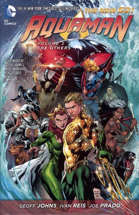 Aquaman 2 - The Others