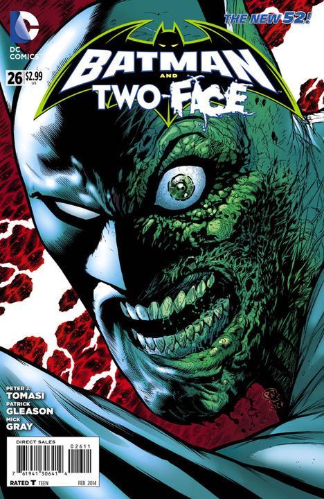 Batman & Robin 26 - Batman and Two-Face