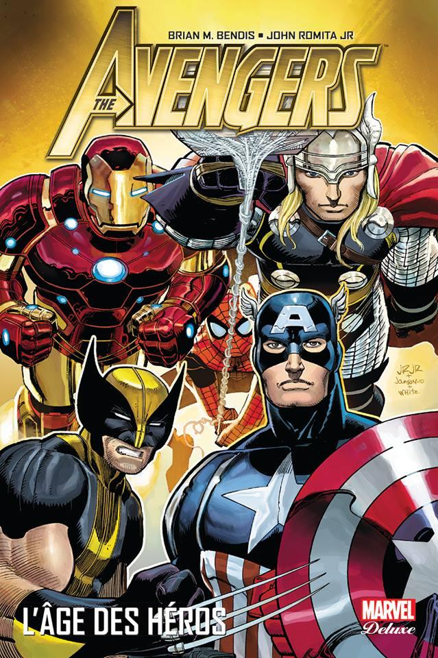 Avengers 1 - AVENGERS - L'ÂGE DES HÉROS