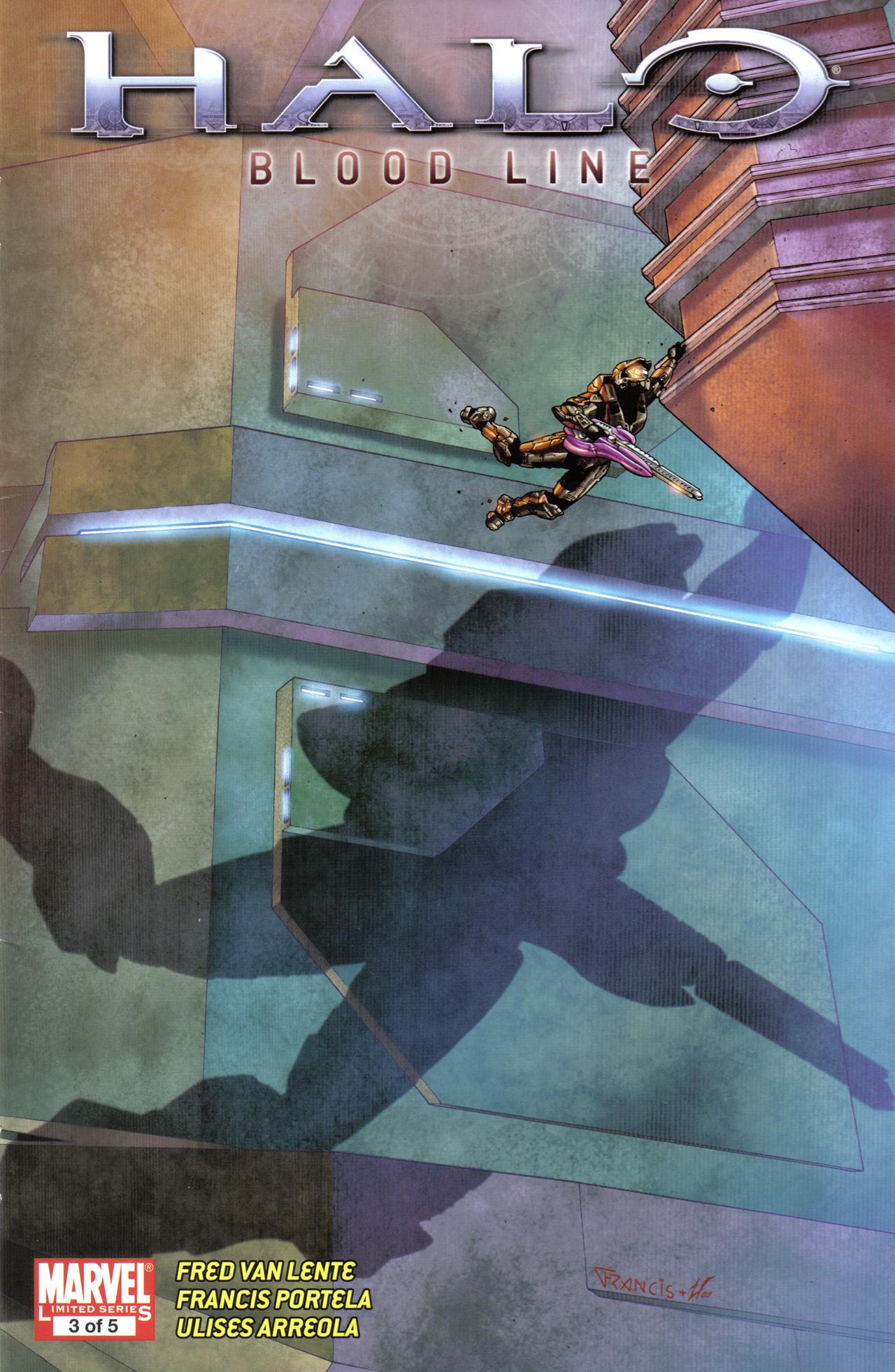 Halo - Blood line 3 - Halo, Blood Line Chapter 3