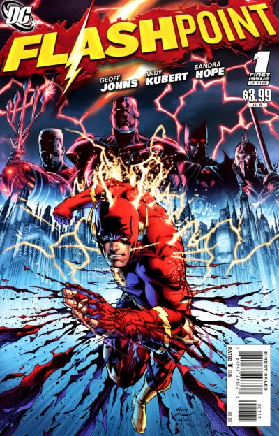 Flashpoint 1 - Flashpoint, Chapter One of Five