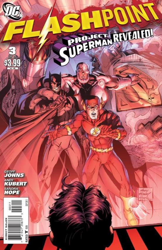 Flashpoint 3 - Flashpoint, Chapter Three of Five