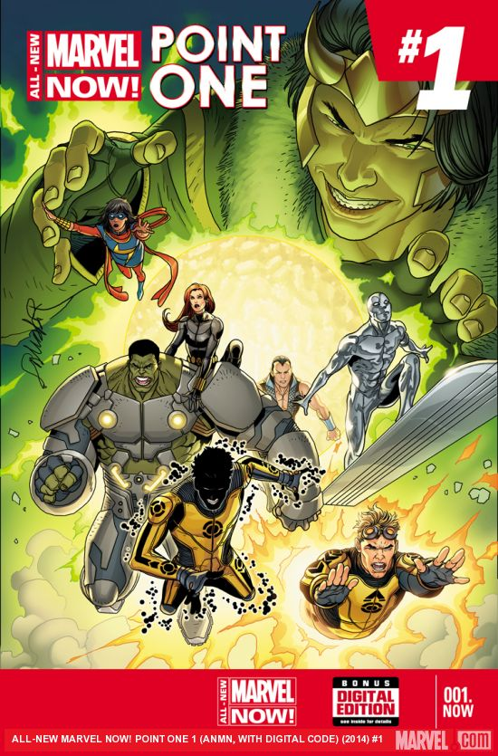 All-New Marvel Now! Point One 1