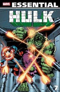 Hulk 7 - Essential Hulk 7