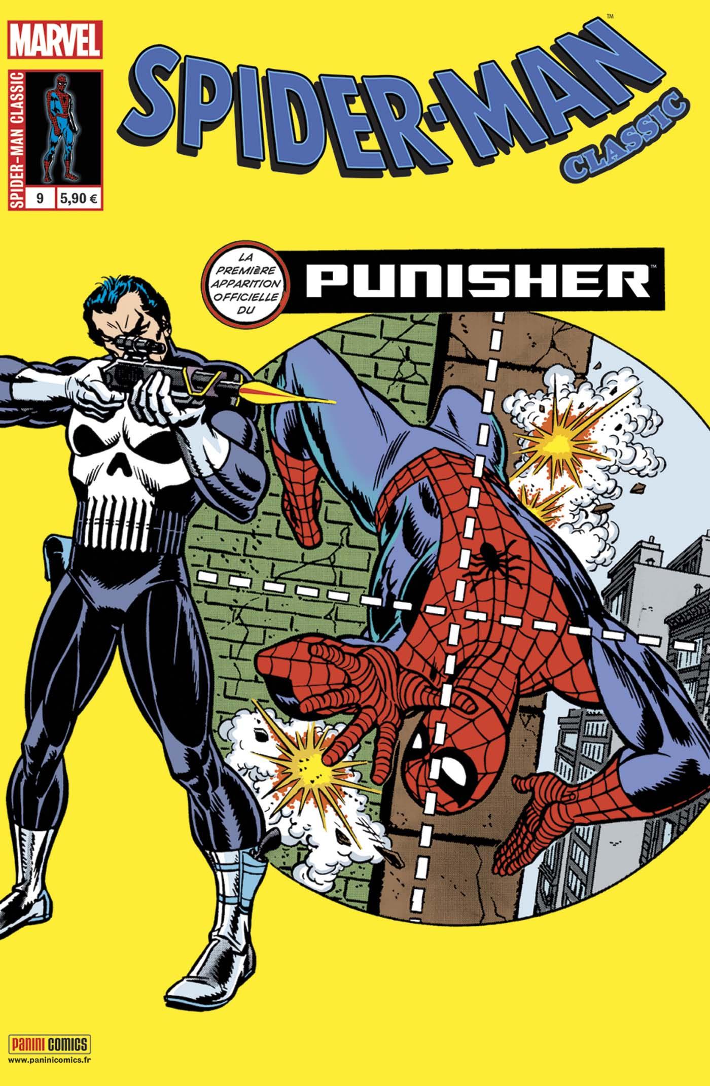 Spider-Man Classic 9