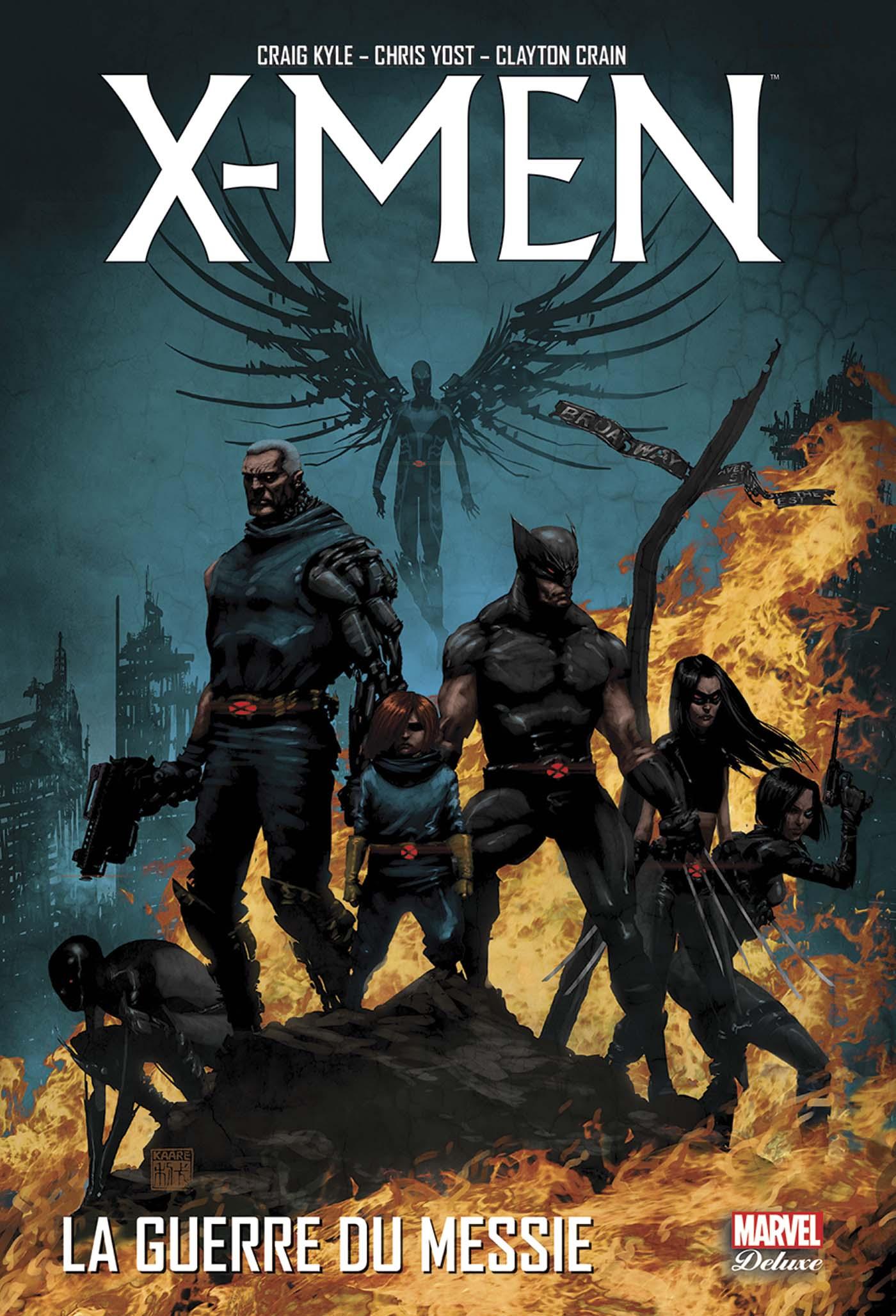 X-Men - La guerre du Messie 1 - La guerre du messie
