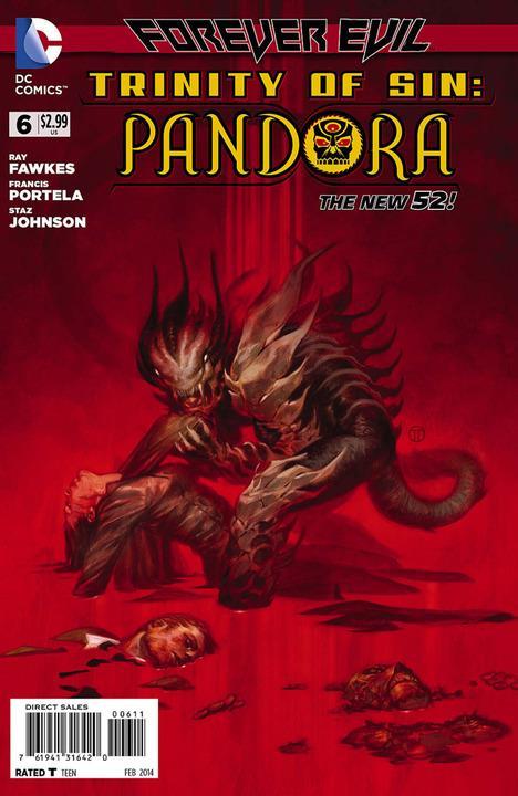 Trinity of sin - Pandora 6