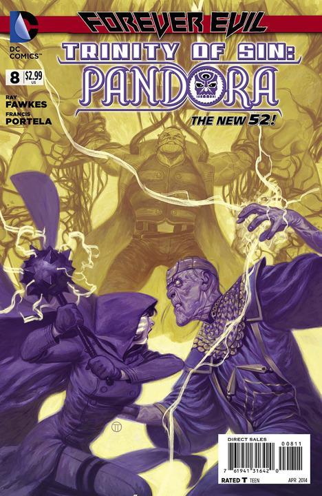 Trinity of sin - Pandora 8