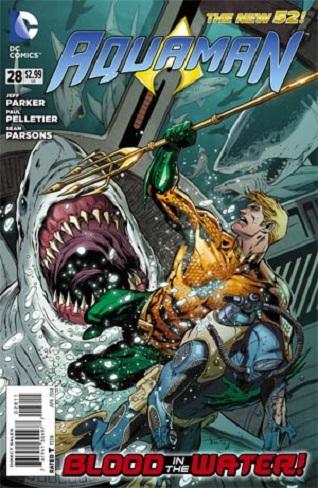 Aquaman 28