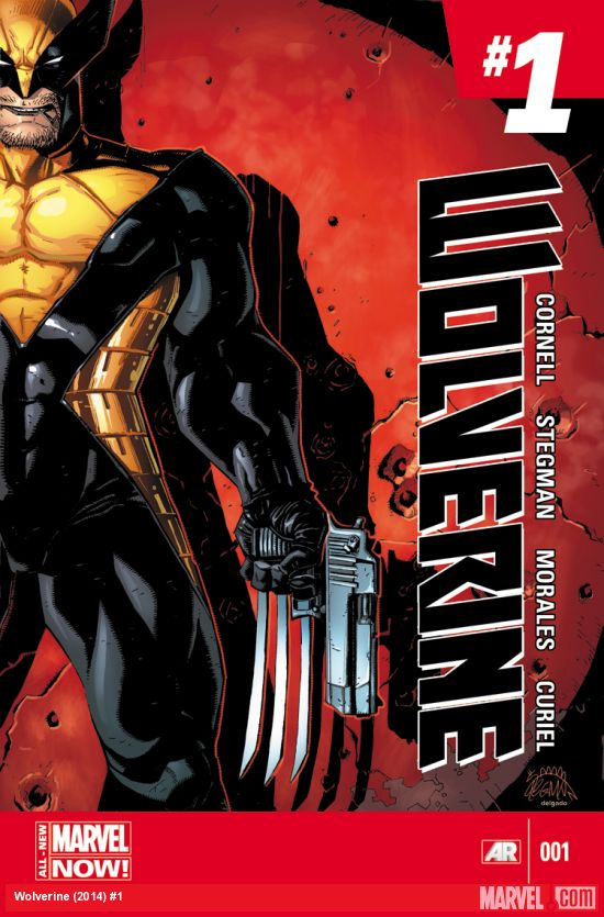 Wolverine 1 - Rogue Logan Part 1 of 4