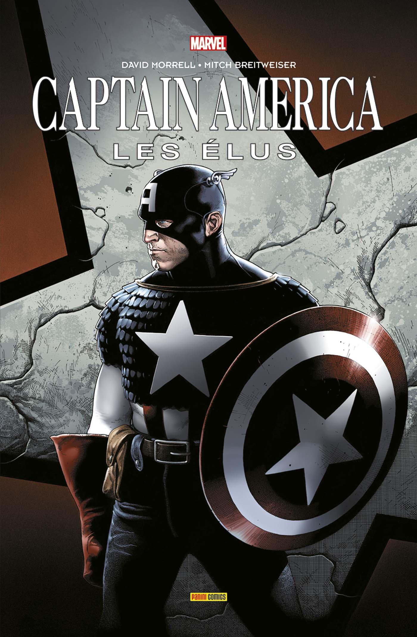 Captain America - Les élus 1 - LES ÉLUS