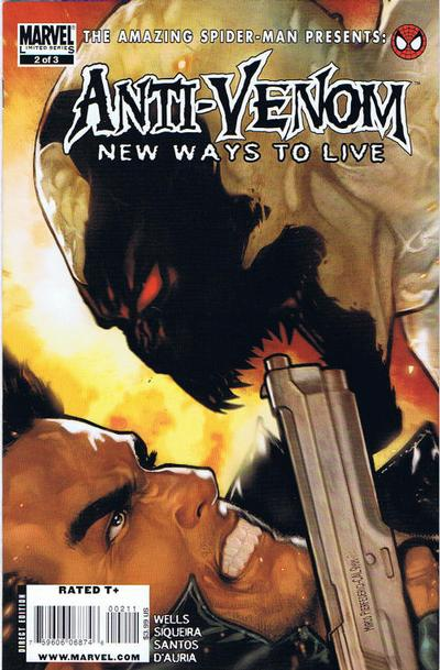 Anti-Venom - New Ways To Live 2 - New Ways To Live