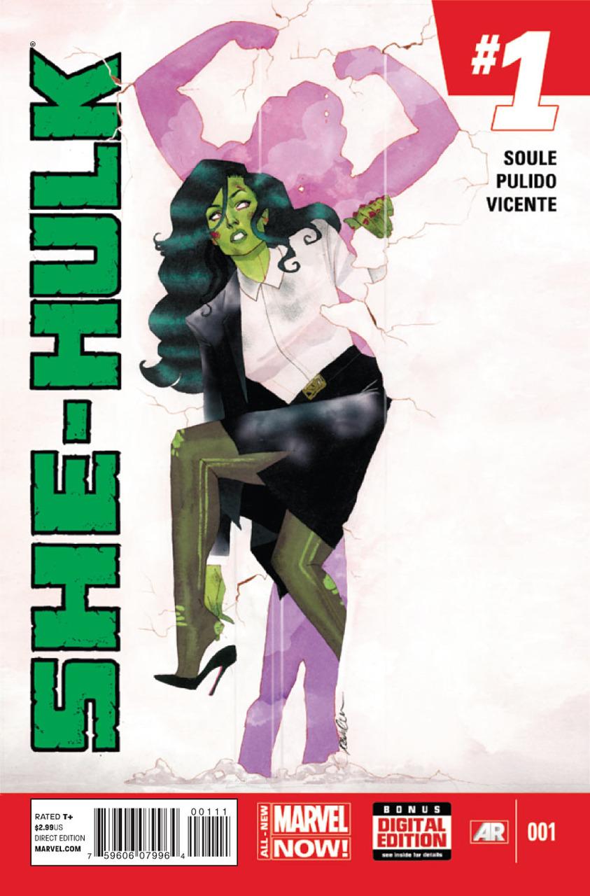 Miss Hulk 1 - Motion