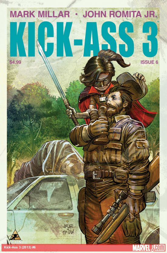 Kick-Ass 3 6