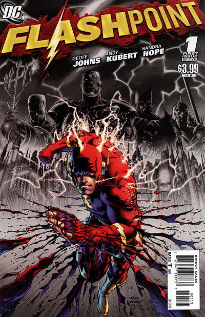 Flashpoint 1 - Flashpoint, Chapter One of Five (3rd Printing Variant)