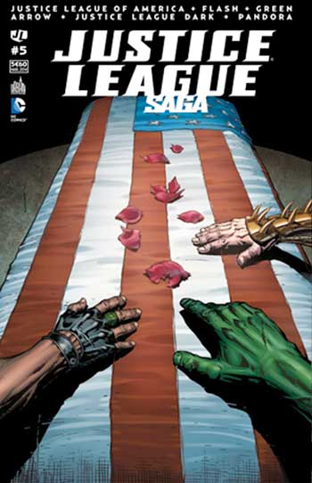 Justice League Saga 5