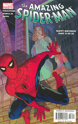 The Amazing Spider-Man 58 - Happy Birthday Part Two