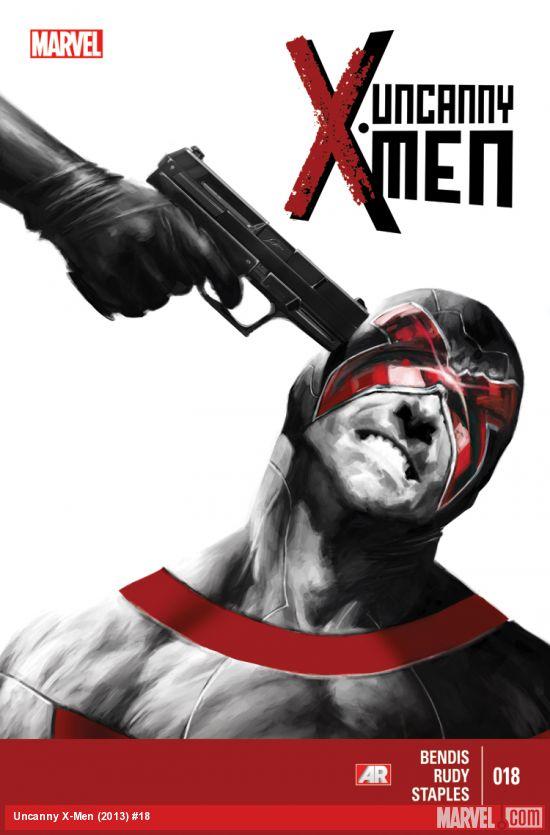 Uncanny X-Men 18
