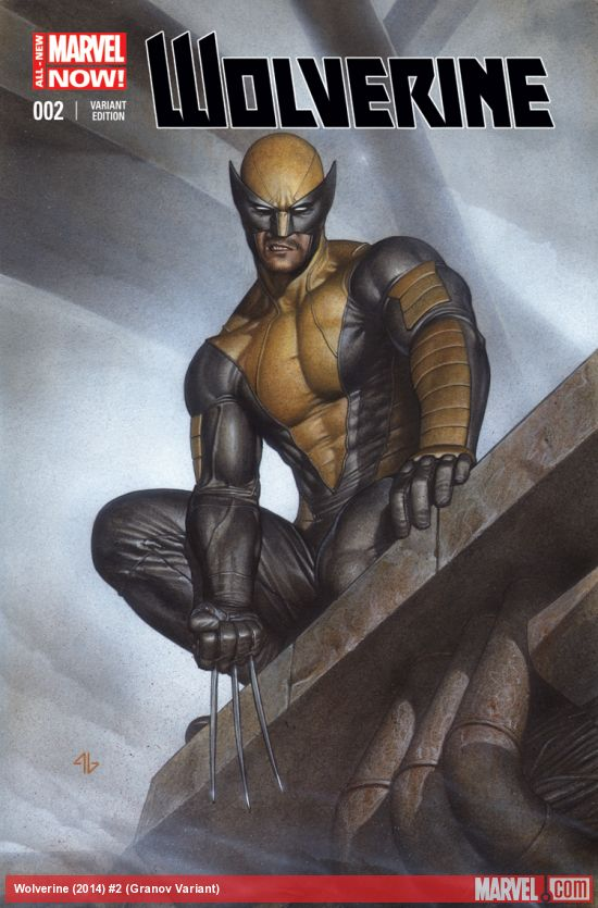 Wolverine 2 - Rogue Logan Part 2 of 4: Bad Advice (Granov Variant)