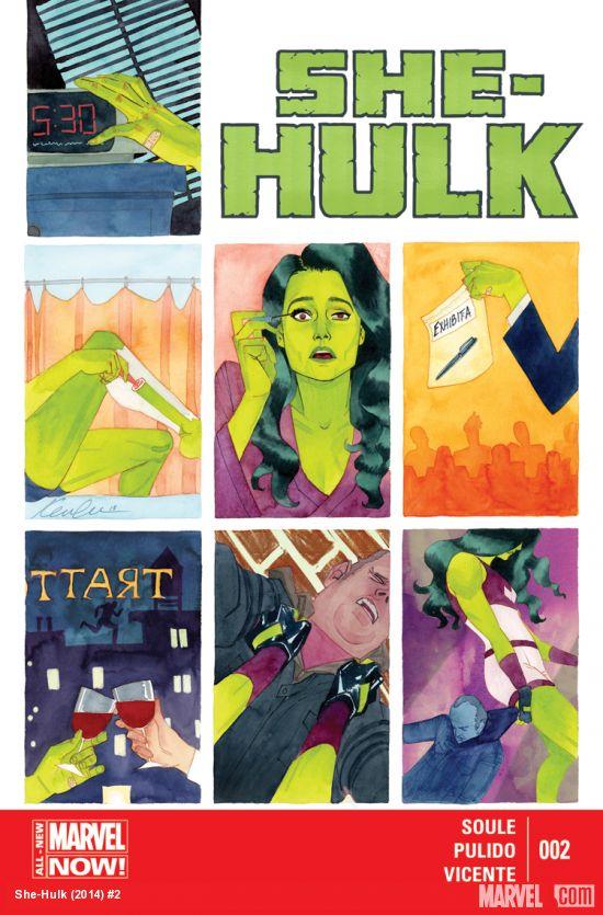 Miss Hulk 2 - ...And?