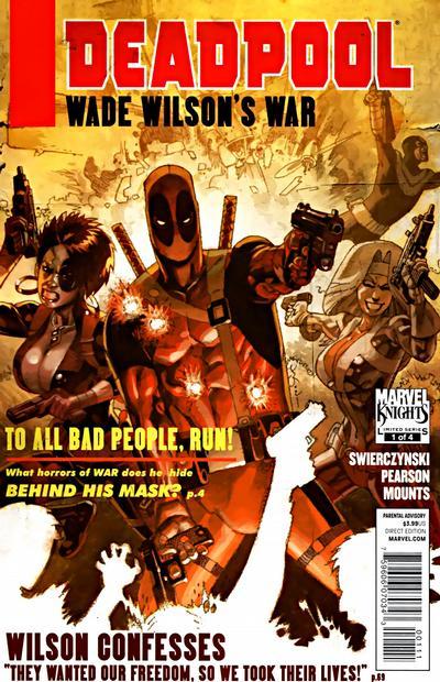 Deadpool - Wade Wilson's War 1 - Wade Wilson's War