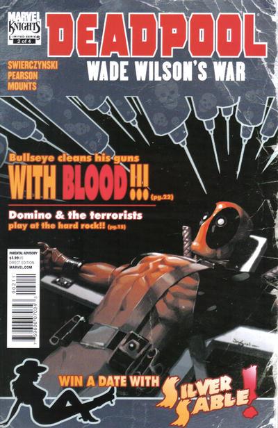 Deadpool - Wade Wilson's War 2