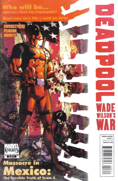 Deadpool - Wade Wilson's War 3 - Me and You and a Dog Named Pool