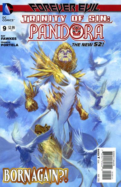 Trinity of sin - Pandora 9