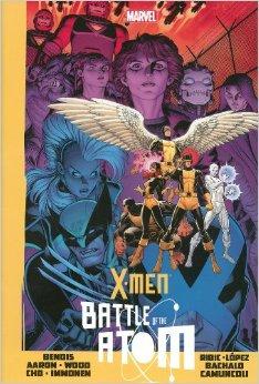X-Men - Battle of The Atom 1 - X-men - battle of the Atom