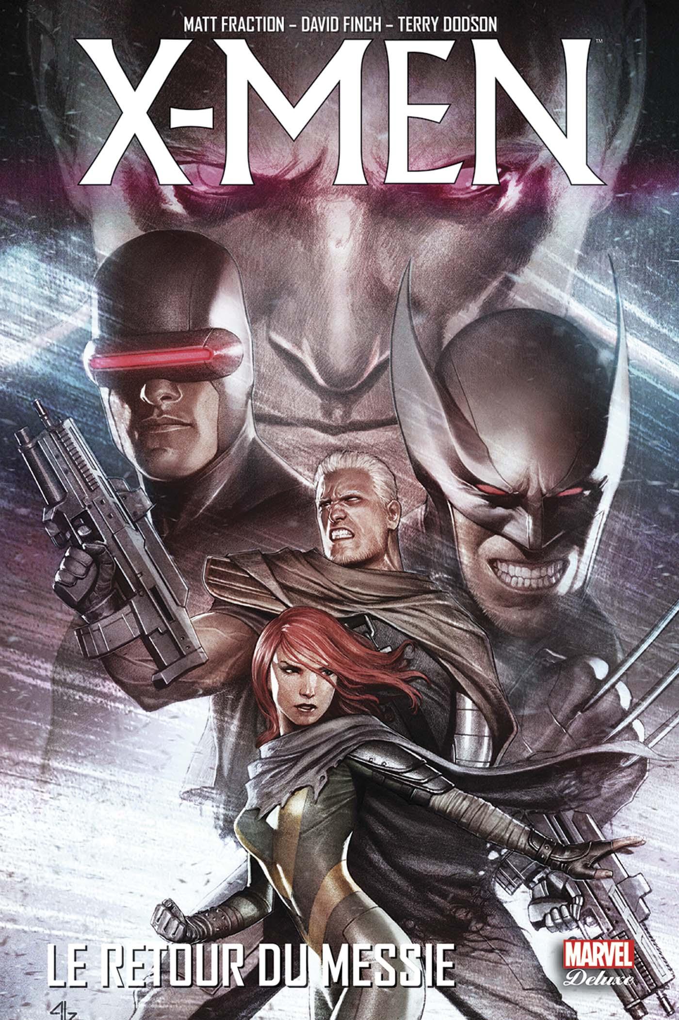 X-Men - Le Retour du Messie 1 - Le retour du messie