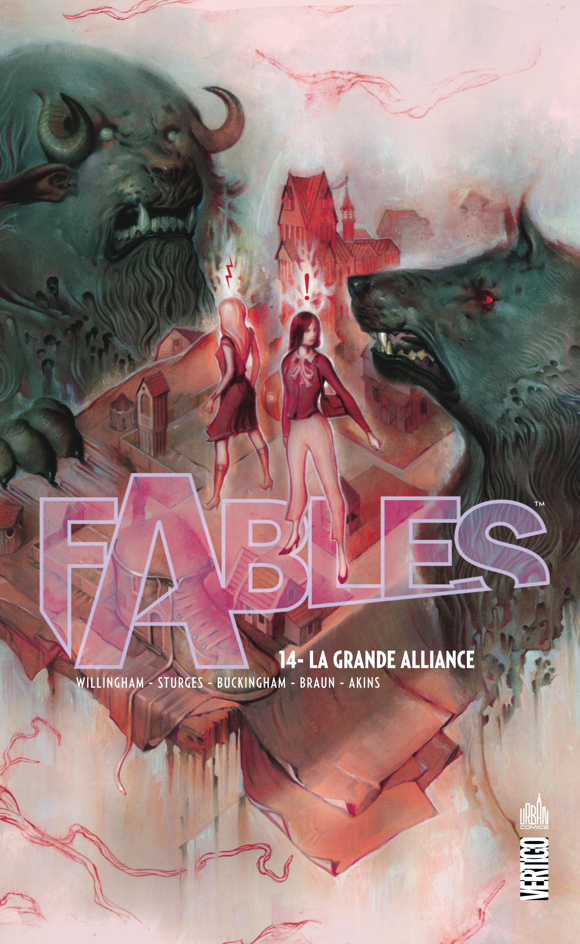 Fables 14 - La grande alliance