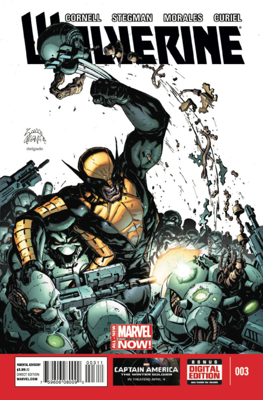 Wolverine 3 - Rogue Logan Part 3 of 4