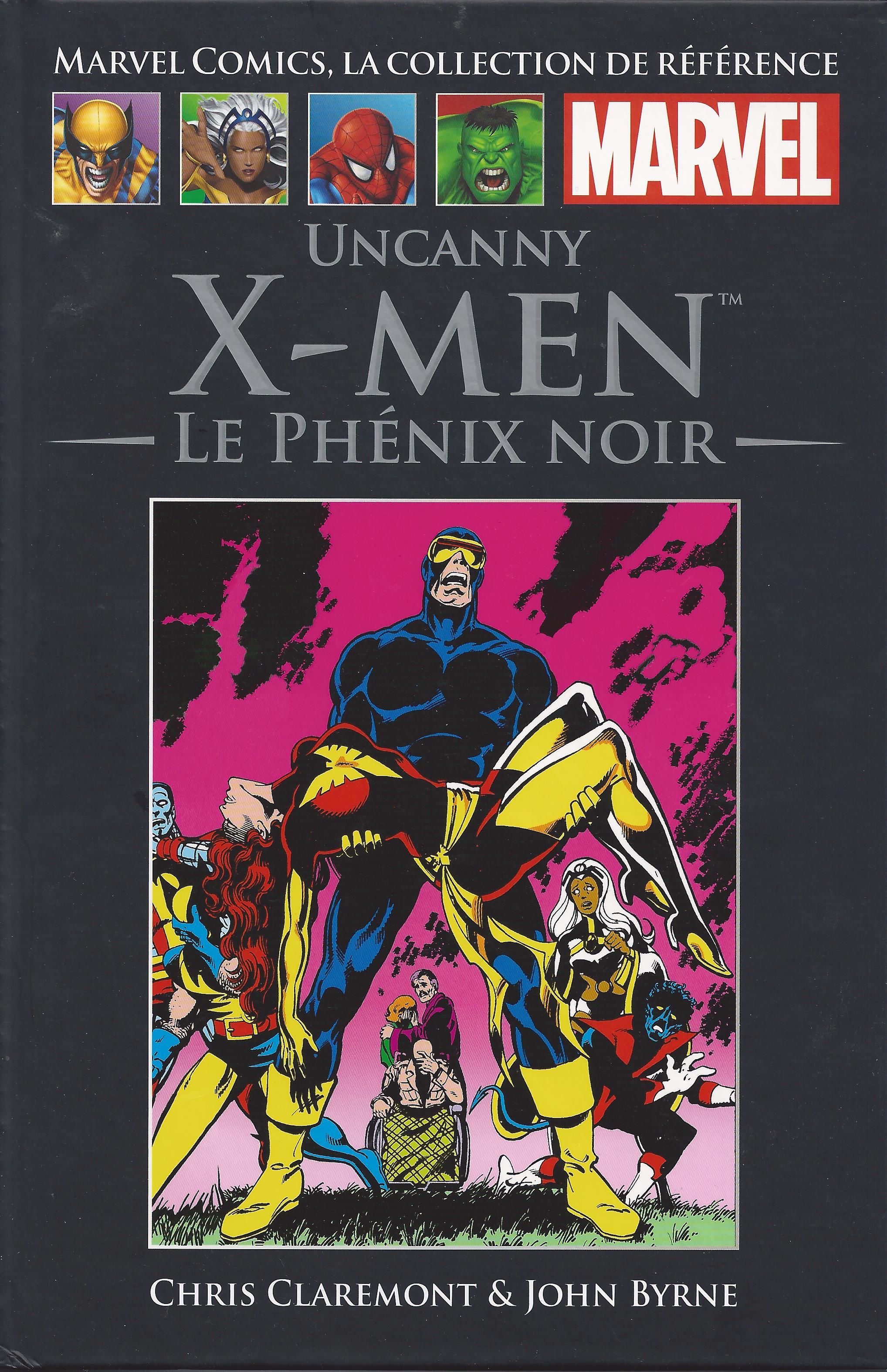 Marvel Comics, la Collection de Référence 3 - Uncanny X-Men - Le phénix noir