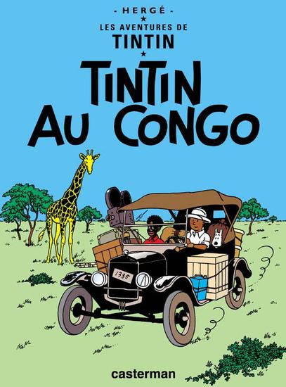 Les aventures de Tintin 2 - Tintin au Congo